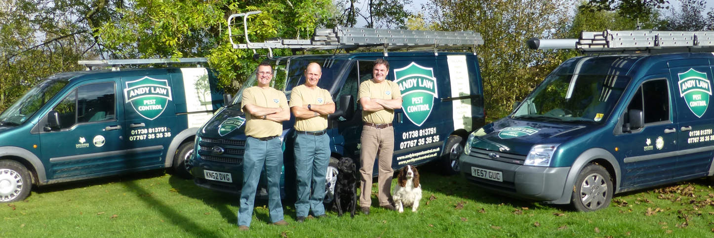 pest control pitlochry
