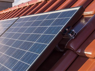 solar panel bird proofing